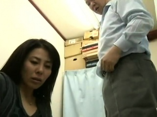 In return Japanese MILF was blackmailed -Pt2 On HDMilfCam,com