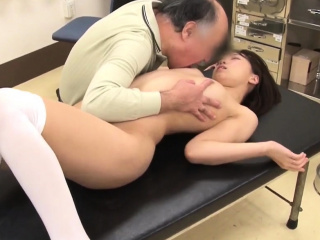 Jav Idol Takami Haruka Fucked By Veteran Porn Guy