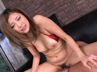 Japanese honey, Julia Shinozaki sucks dick, fullest completely