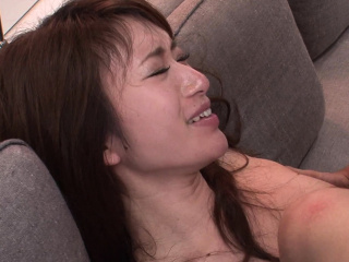 Japanese secretary, Melia Rika got nailed, uncensored