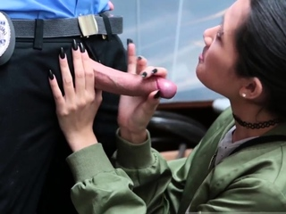 playfellow's daughter caught step dad observing porn and